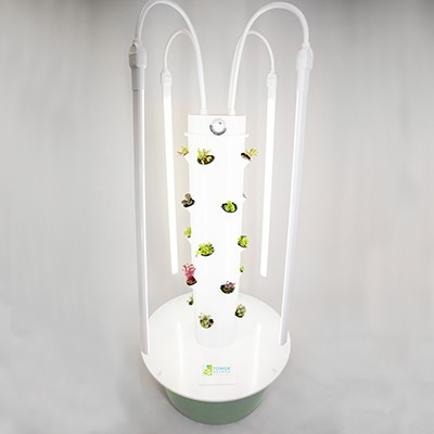 Tower Garden by JuicePlus UV Indoor Lights