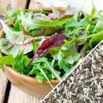 Gourmet Mesclun Mix Lettuce