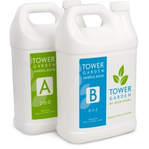 Tower Garden Mineral Blend A and B