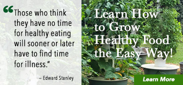 Learn How to Grow Food the Easy Way